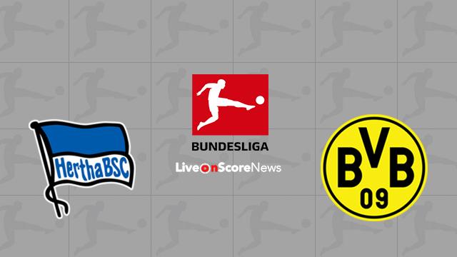Hertha Berlin vs  Borussia Dortmund Preview and Prediction Live stream Bundesliga 2018