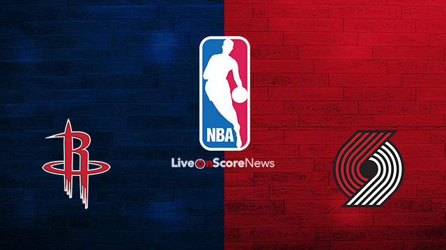 Houston Rockets vs Portland Trail Blazers Preview and Prediction Live stream NBA 2018