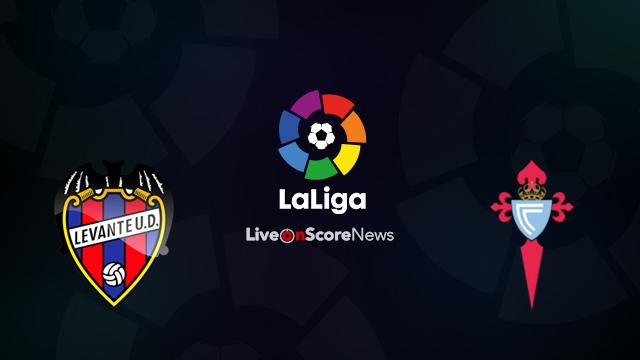 Levante vs Celta Vigo Preview and Prediction Live Stream LaLiga Santander 2018