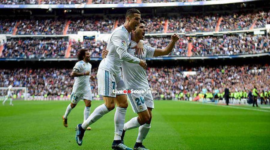 Real Madrid Vs Leganes Cdr