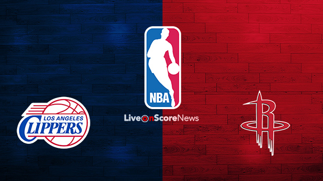Los Angeles Clippers vs Houston Rockets Preview and Prediction Live stream NBA 2018