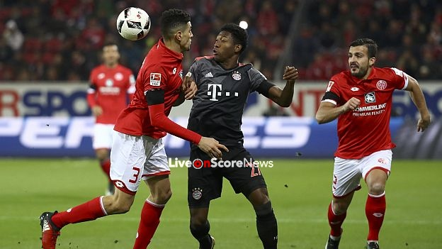 Live Stream Bundesliga Mainz Bayern