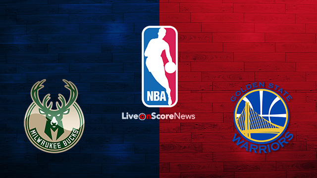 Milwaukee Bucks vs Golden State Warriors Preview and Prediction Live stream NBA 2018