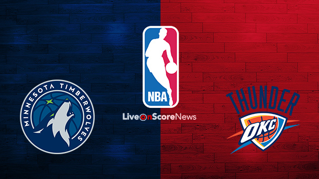 Minnesota Timberwolves vs Oklahoma City Thunder Preview and Prediction Live stream NBA 2018