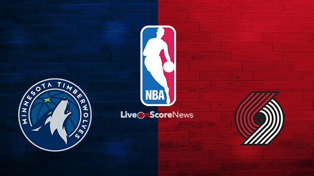 Minnesota Timberwolves vs Portland Trail Blazers Preview and Prediction Live stream NBA 2018