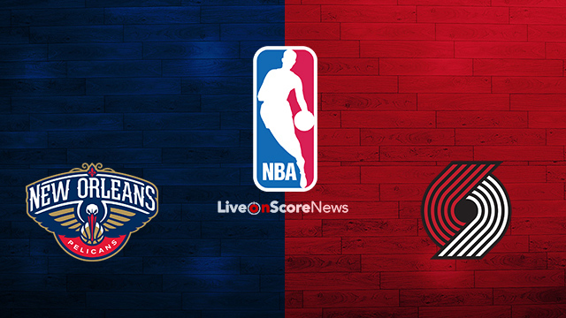 New Orleans Pelicans vs Portland Trail Blazers Preview and Prediction Live stream NBA 2018