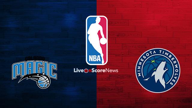 Orlando Magic vs Minnesota Timberwolves Preview and Prediction Live stream NBA 2018
