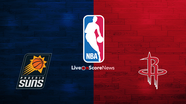 Phoenix Suns vs Houston Rockets Preview and Prediction Live stream NBA 2018