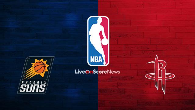 Phoenix Suns vs Houston Rockets Preview and Prediction Live stream NBA 2018