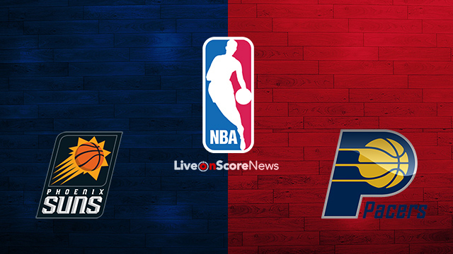 Phoenix Suns vs Indiana Pacers Preview and Prediction Live stream NBA 2018