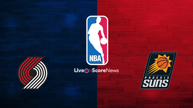 Portland Trail Blazers vs Phoenix Suns Preview and Prediction Live stream NBA 2018