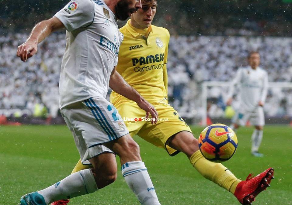 Real Madrid 0-1 Villarreal Full Highlights LaLiga Santander 2018