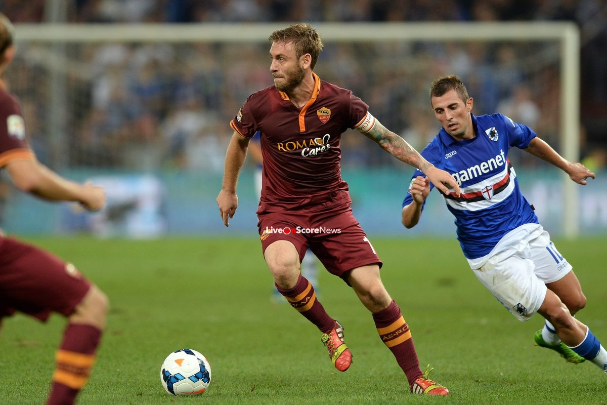 Roma vs Sampdoria Preview and Prediction Live stream Serie