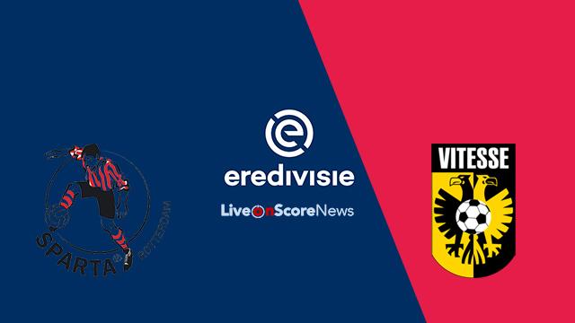 Sparta Rotterdam vs Vitesse Preview and Prediction Live Stream Netherlands – Eredivisie 2018