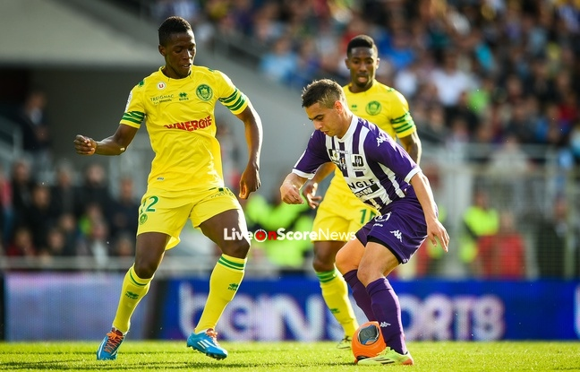 toulouse vs nantes preview and prediction live stream france ligue 1 2018. Black Bedroom Furniture Sets. Home Design Ideas