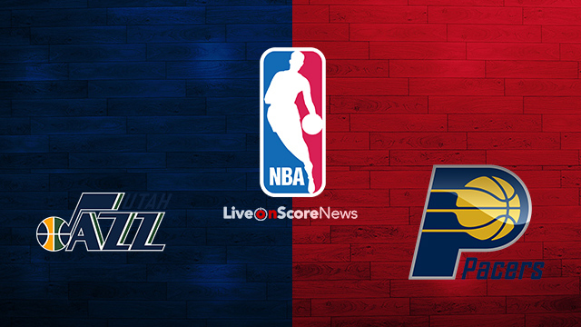 Utah Jazz vs Indiana Pacers Preview and Prediction Live stream NBA 2018