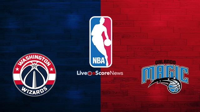 Washington Wizards vs Orlando Magic Preview and Prediction Live stream NBA 2018