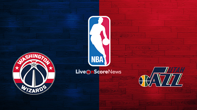 Washington Wizards vs Utah Jazz Preview and Prediction Live stream NBA 2018