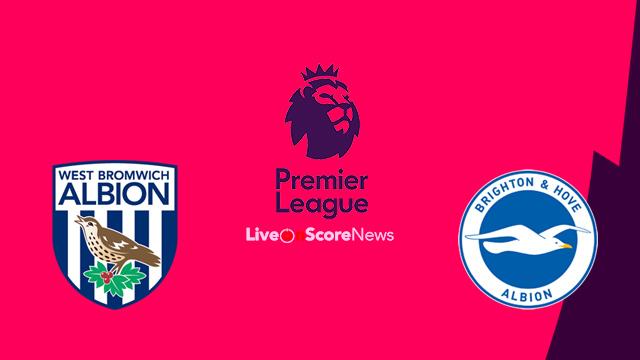 West Bromwich Albion vs Brighton & Hove Albion Preview and Prediction Live stream Premier League 2018