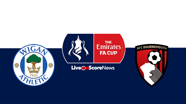 Wigan Athletic vs AFC Bournemouth Preview and Prediction Live stream FA CUP 2018