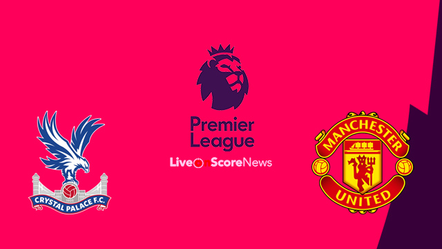 Image result for Crystal Palace vs Manchester United