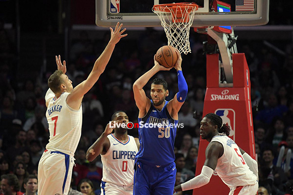 Los Angeles Clippers Vs Dallas Mavericks Preview And