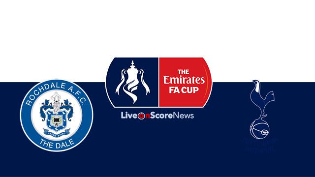Rochdale vs Tottenham Preview and Prediction Live stream ...