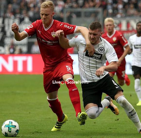 Stuttgart Eintracht Frankfurt