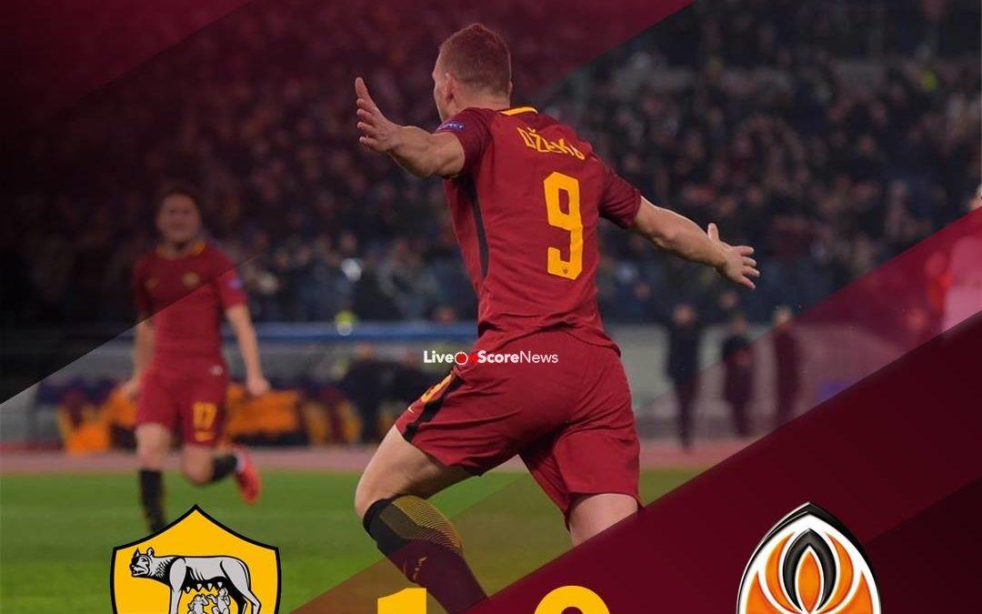 Roma 1-0 Shakhtar Donets Full Highlight Video Uefa Champions League –2018