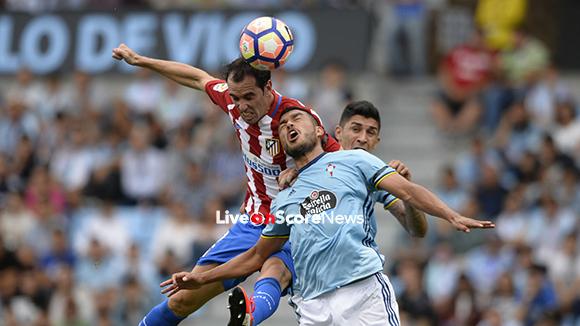 22.02.18 EL Atl. Madrid FC Copenhagen 1 : 0 18.02.18 LL Atl. Madrid Ath  Bilbao 2 : 0. Last matches: CELTA VIGO