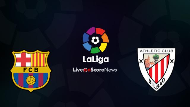 Barcelona vs Athletic Bilbao Preview and Prediction Live Stream LaLiga Santander 2018