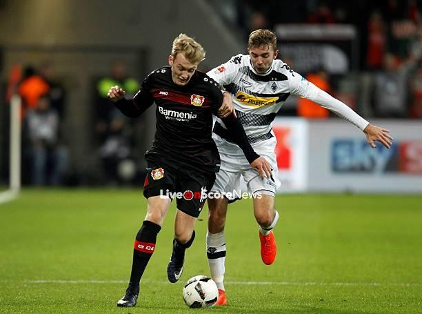 Leverkusen Mönchengladbach