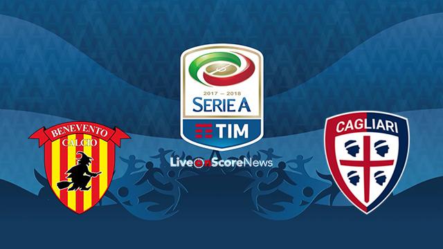 Benevento vs Cagliari Preview and Prediction Live stream Serie Tim A 2018
