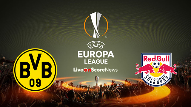 Image result for Borussia Dortmund vs Red Bull Salzburg