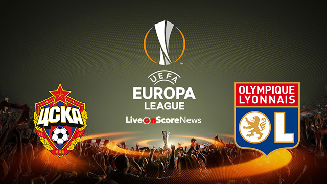 Image result for CSKA Moscow vs Lyon