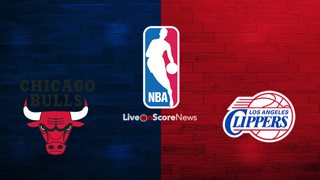 Chicago Bulls vs Los Angeles Clippers Preview and Prediction Live stream NBA 2018