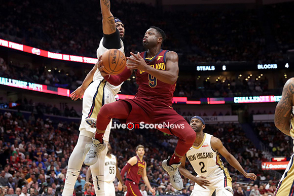 Cleveland Cavaliers vs New Orleans Pelicans Preview and Prediction Live stream NBA 2018 ...