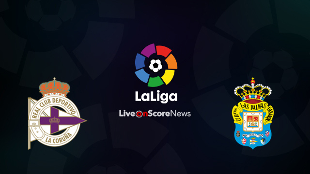 Deportivo La Coruna vs Las Palmas Preview and Prediction Live Stream LaLiga Santander 2018