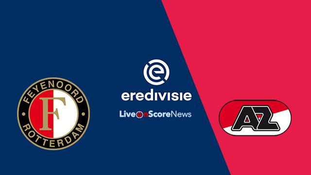 Feyenoord Vs Az Alkmaar Preview And Prediction Live Stream Netherlands Eredivisie