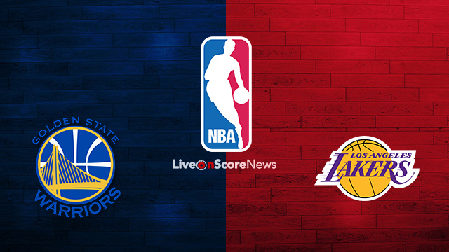 Golden State Warriors vs Los Angeles Lakers Preview and Prediction Live stream NBA 2018