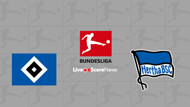 Hamburger SV vs Hertha Berlin Preview and Prediction Live stream Bundesliga 2018