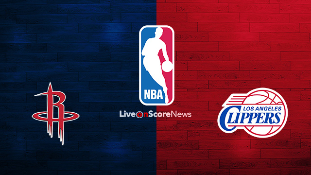 Houston Rockets vs Los Angeles Clippers Preview and Prediction Live stream NBA 2018