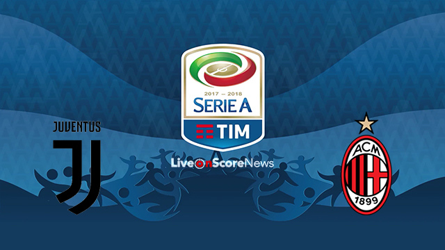 juventus vs ac milan preview and prediction live stream