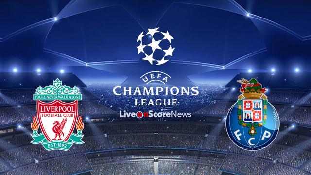 Liverpool vs Porto Live Stream Free