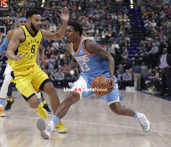 Los Angeles Clippers Vs Indiana Pacers Preview And