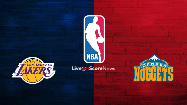 Los Angeles Lakers vs Denver Nuggets Preview and Prediction Live stream NBA 2018