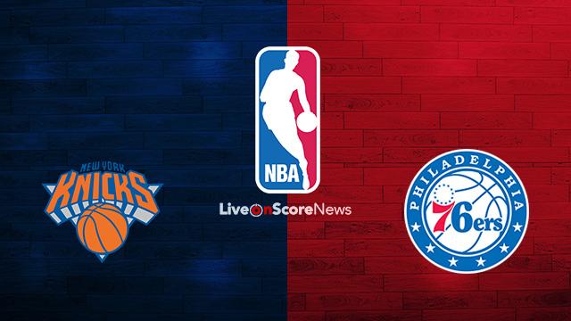 New York Knicks vs Philadelphia 76ers Preview and Prediction Live stream NBA 2018