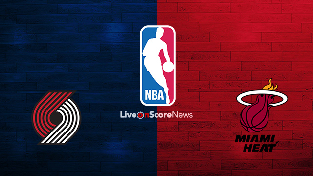 Portland Trail Blazers vs Miami Heat Preview and Prediction Live stream NBA 2018