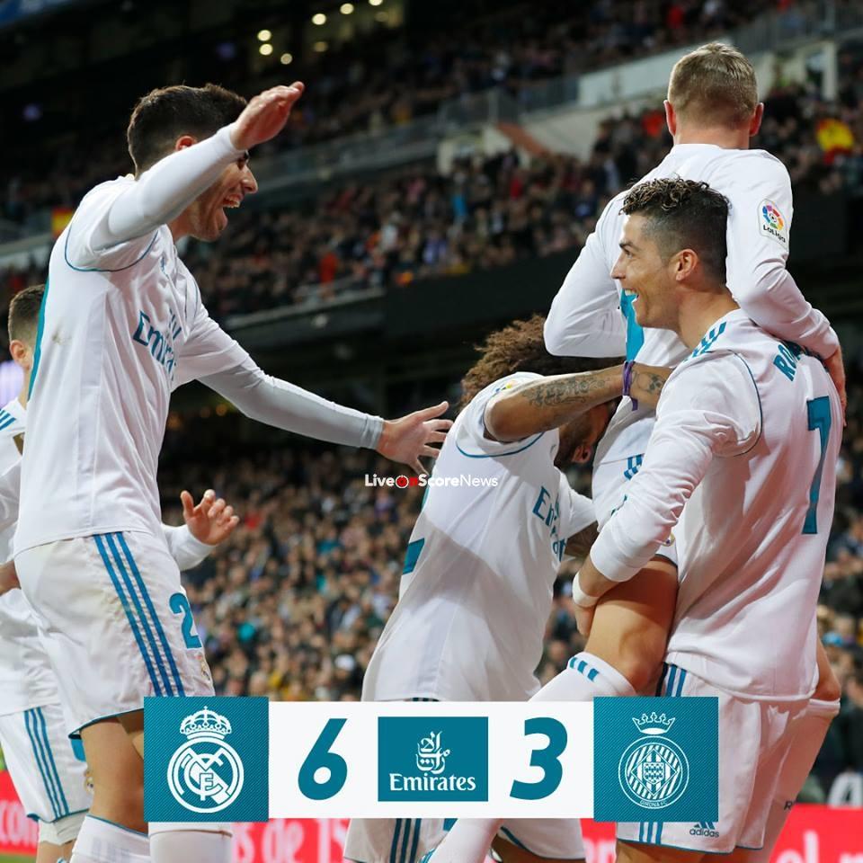Download Video Barcelona Vs Girona 6 1: Real Madrid 6-3 Girona Full Highlight Video