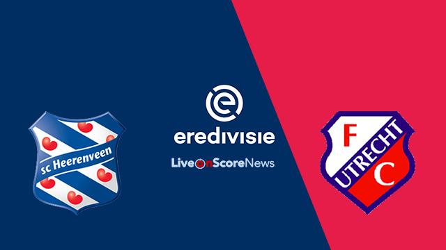 SC Heerenveen vs FC Utrecht Preview and Prediction Live Stream Netherlands – Eredivisie 2018